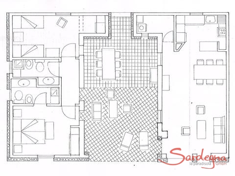 Floor plan Li Conchi