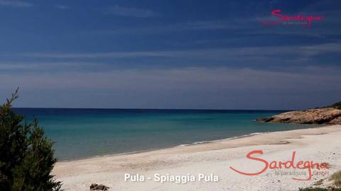 Video Spiaggia di Pula