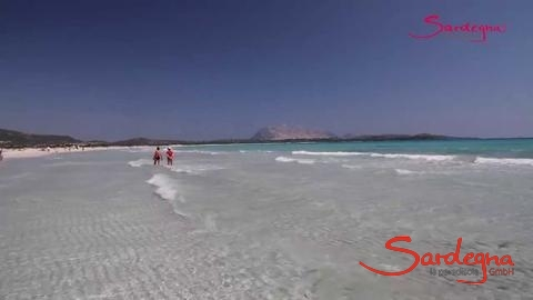 Video Beach La Cinta, San Teodoro