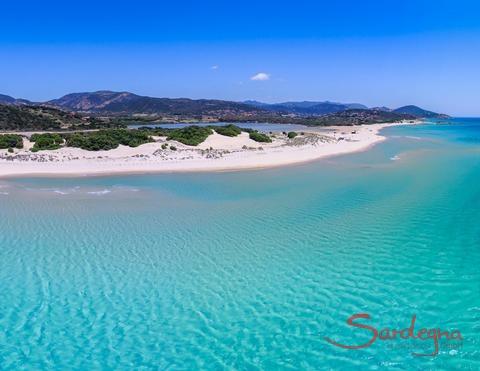 Karte Sardinien Strände.Sandstrände Und Buchten In Sardinien Strandurlaub