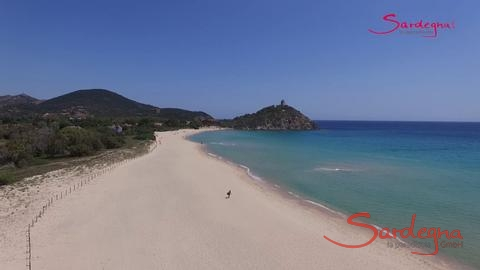 Video Spiaggia Zona Chia