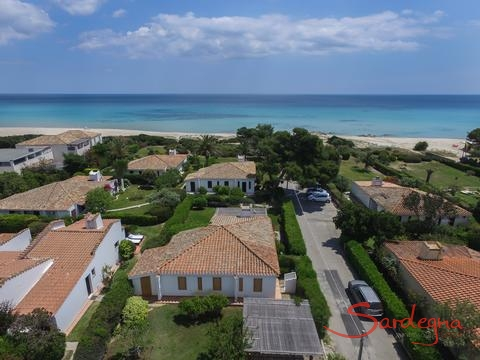 Villa Kika just 300 feet from the sea