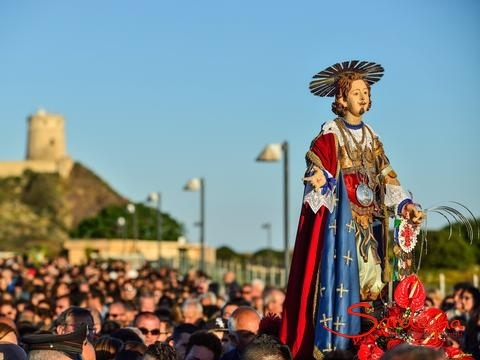 Sant Efisio 1st-3rd May in Nora