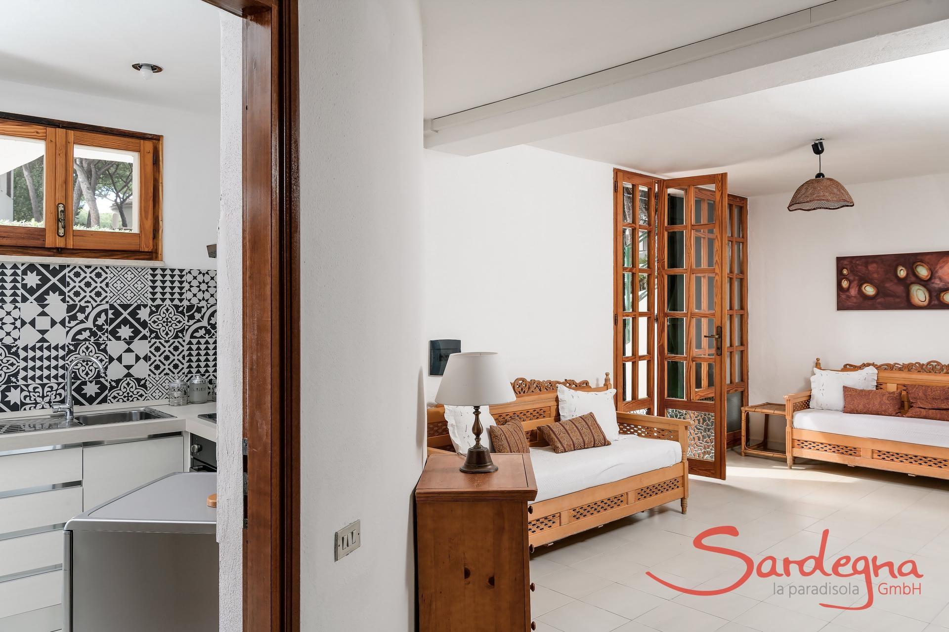 Villa Massidda - Accogliente villa con giardino, fronte ...
